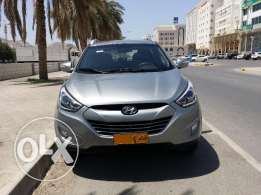 2015 model Hyundai Tucson 2.4L (Limited Edition)