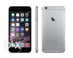 IPhone 6 16 gb space grey new