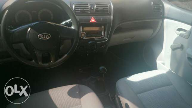 kia picanto 2011 original paint in excellent condition low mileage مسقط -  6