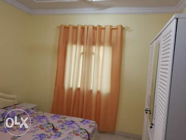 Amzing furnished rooms behind Zubair at Azaiba for RO.175