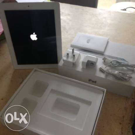 iPad 2, 16GB, original box, original accessories