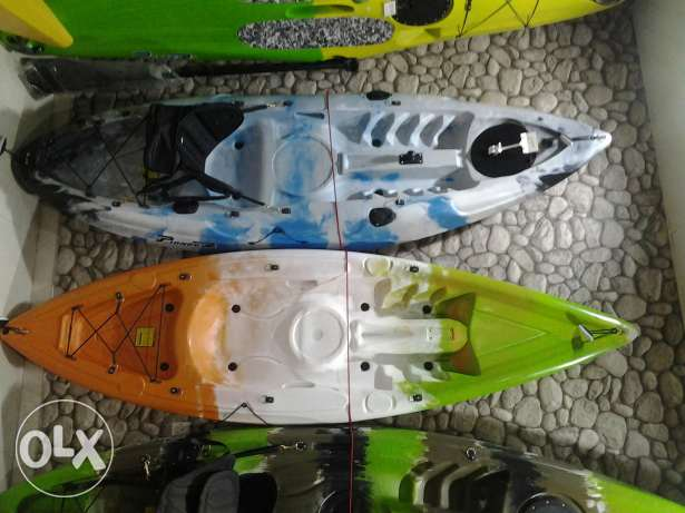 Diffrent type of New kayaks for sale