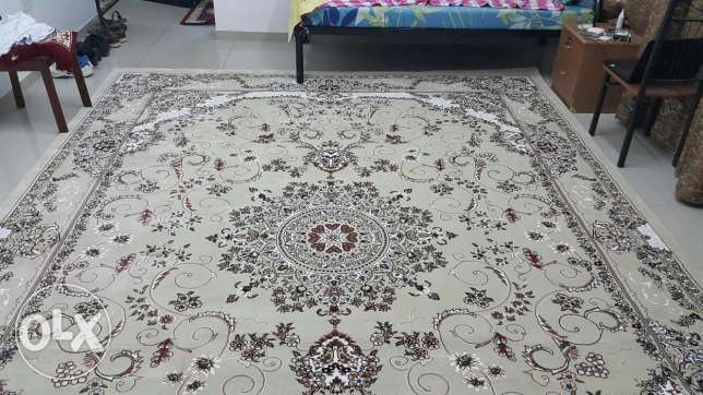Excellent quality turkish carpet 3×4 very clean serious buy