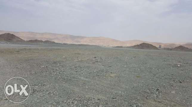Large Land for Rent in Misfah