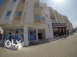 For Commercial Office Space for rent in AL Ghubra , Nr Mars 465 SQM