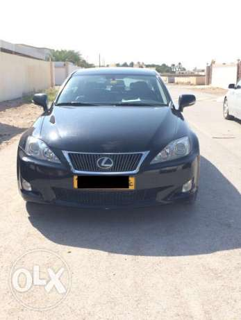 Lexus IS300 Model2010 GCC Specs