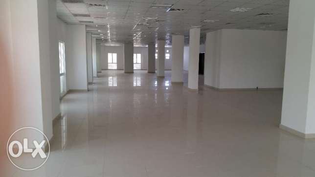 1st Floor Office Space for RENT in ghubrah Near raffah hospital مسقط -  3