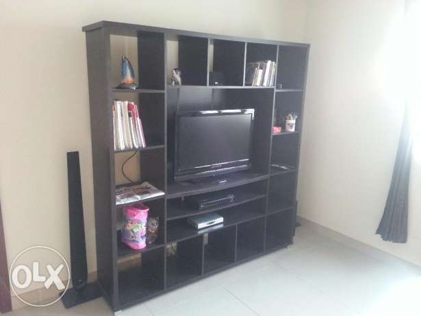 Wall unit 2 months used only