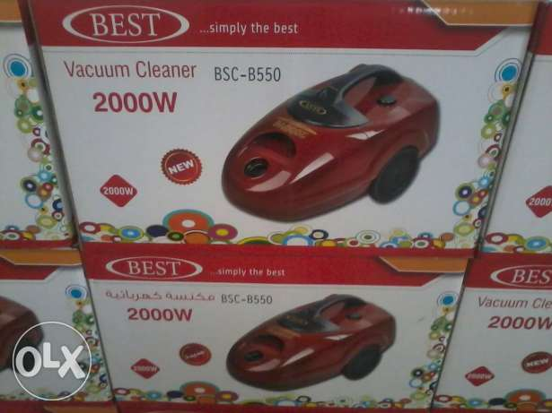 2000 Watts Vaccum cleaner unused new omr 20 only