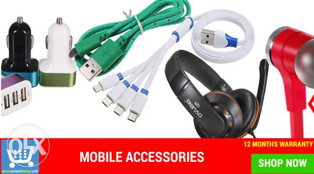 All type of mobile accessories Repairing