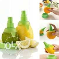 lemon sprayer set- 3 pieces
