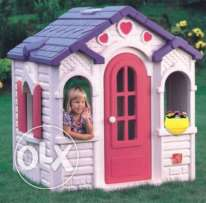 Playhouse used indoor only!