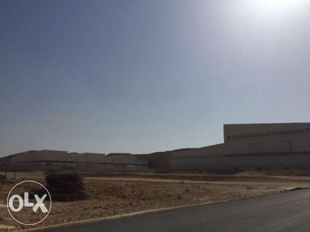 KA 237 Spacious Warehouses in RUSAYL for Rent مسقط -  6