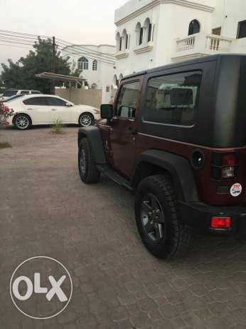 Jeep wrangler sport for sale only مسقط -  6