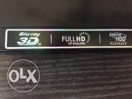 3D blu ray player, with Smart Hub