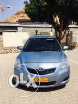 Toyota Yaris very lw mileage