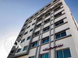 For Commercial office Space 2 Bhk for rent in Al Amarat Near Sultan