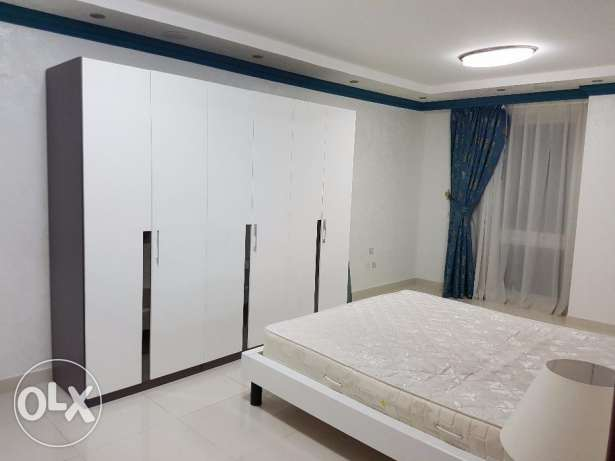 2BHK Fully Furnished Apartment for Rent in Al Khuwair 2 Bedrooms, 2 Ba بوشر -  2