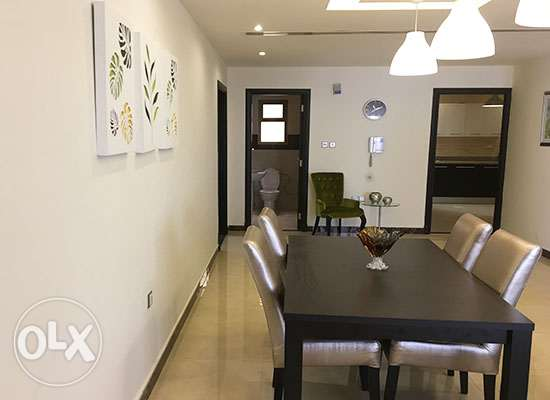 Modern two bedroom for rent مسقط -  2