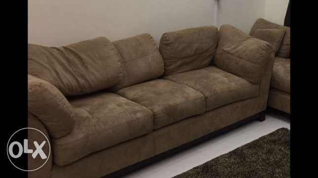 3 seater sofa for OMR 50
