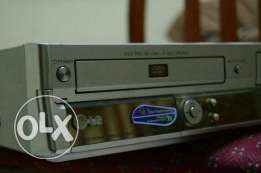 LG Vcr Dvd (#With out remote#)