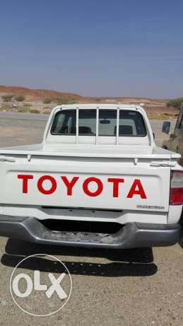 toyota pickup and lad lover for sale