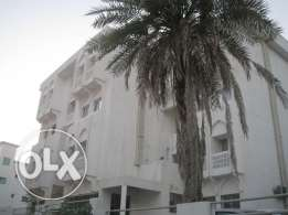 2 BR Apartment in Qurum with small yard
