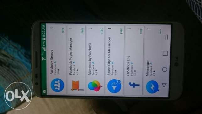 LG mobile good condition 32gb ram2gb