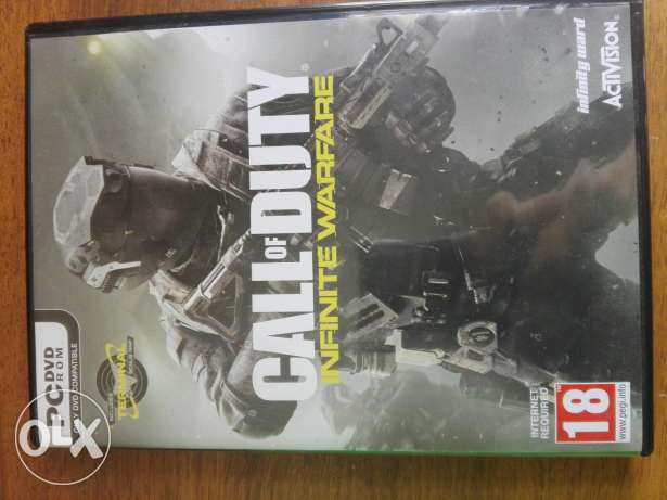 Excellent condition Call of Duty Game