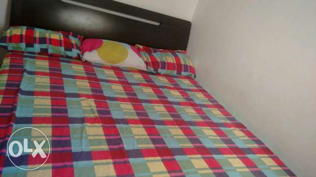King size cot and medical Mattress