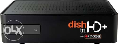 Dish tv HD plus(New box)only