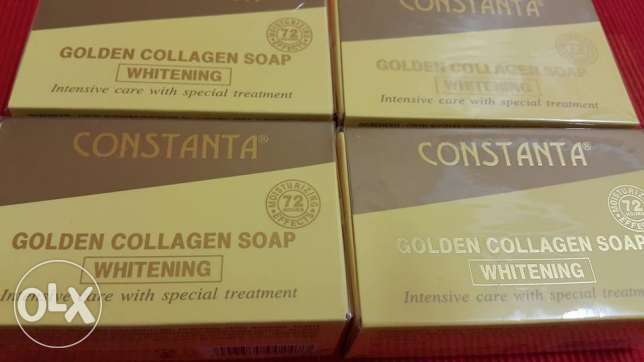 constanta collagen soap FROM GERMANY مسقط -  6