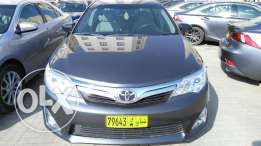 Toyota Camry 2014 cash or finance 7 years without any payment