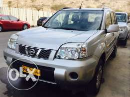 low mileage Nissan X-Trail