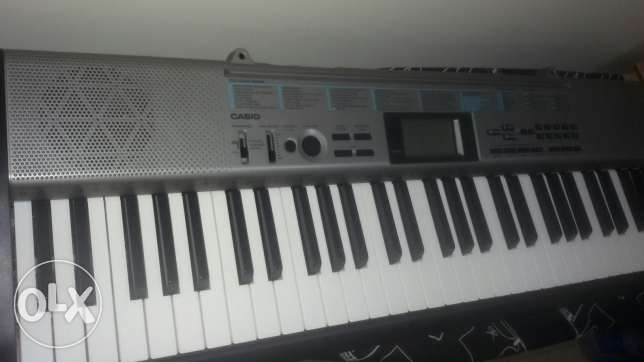 Keyboard casio, brand new, under warranty نزوى -  1