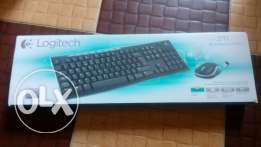 brand new wireless keyboard and mouse