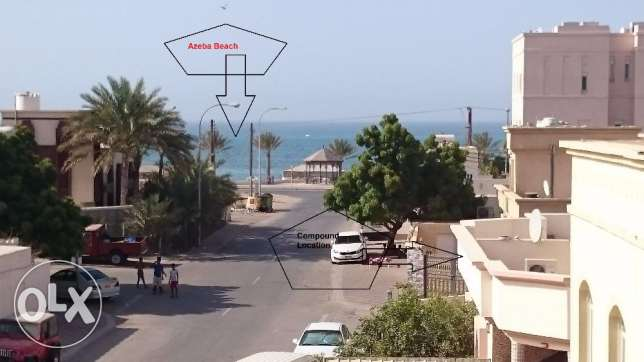 azeba Rooms & Flats near beach with electric water wifi net