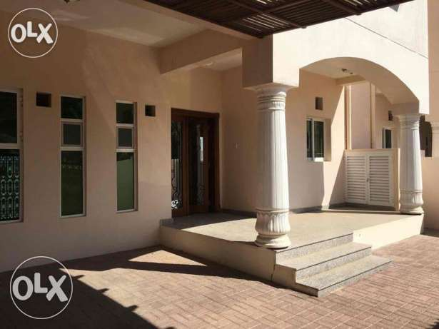 F1-EU Type 5 BHK Villa- for rent in Madinat AHlam with Garden+Parking