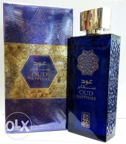 oud saphir best smell ever (100ml)