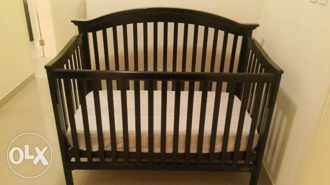 Baby bed with Mattress for sale ... Junior
