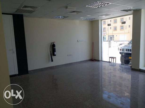 90SQM Commercial Space for Rent in Al Hail South pp25 مسقط -  1