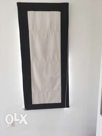 Custom Roman Blinds مسقط -  1