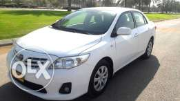 2011 Model Toyota Corolla , Low Km 48000 , Cc 1.8