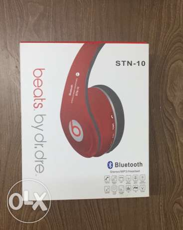 Beats by dr.dre headset روي -  2