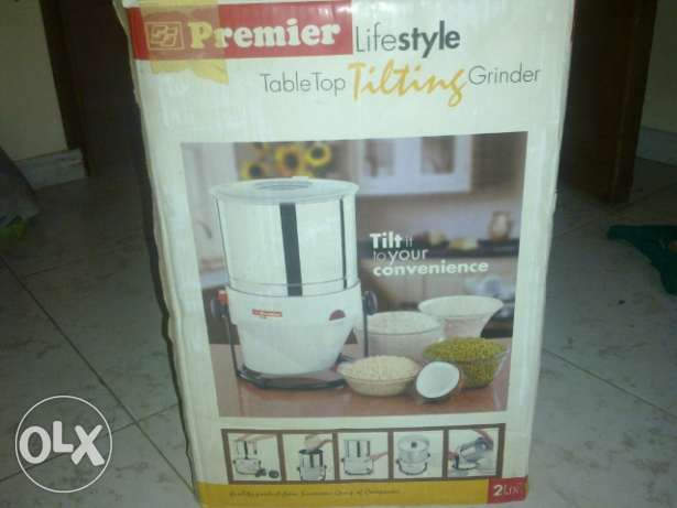 Premier Table top Tilting Grinder - 2 liters made in India