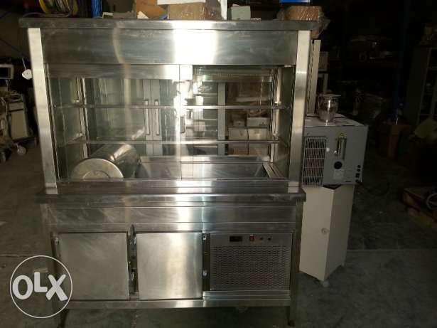 Fully equipped kitchen for all purposes Hospitals, camps or large gath