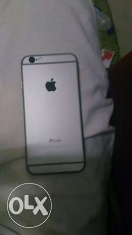 i phone 6 16GB used for 11 days only 120 last price 115