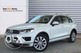 VW Touareg 3.6 Sport Certified by Volkswagen with warranty