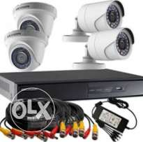 Sale of CCTV Camera wholesale and retail with Instalation lowest price