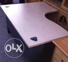 Office table L shape
